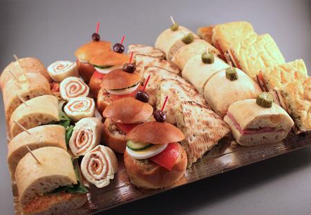 Plateau Pause Sandwich