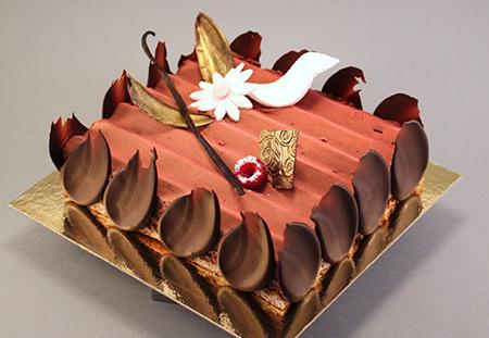 Royal praliné chocolat